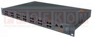 IP PBX Server Proxima 2ISDN/16LW